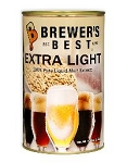 BREWERS BEST® EXTRA LIGHT LIQUID MALT EXTRACT 3.3 LB Pilsen