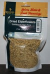 Elder-Flowers Dried 2 oz