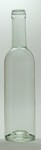 Clear Wine Bottles 375ml 24/case