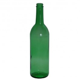 Claret Wine Bottles Screw Top  750ml