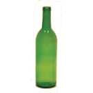 Green Bordeaux Bottles 750 ml