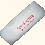 Sparging Bag  7.8 gallon bag
