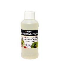 Natural Strawberry/Kiwi Flavoring Extract 4oz