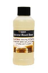 Root Beer Natural Flavoring Extract 4oz