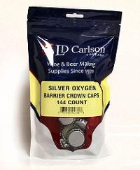 Crown Caps Oxygen Barrier 144 ct