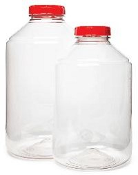 FERMONSTER PET CARBOY 6 GALLON INCLUDES LID W/HOLE
